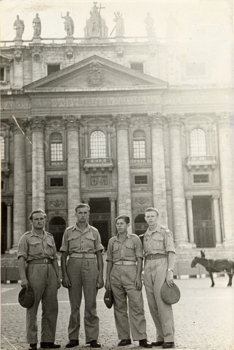 Żołnierze 3. Dywizji Strzelców Karpackich we Włoszech [37]