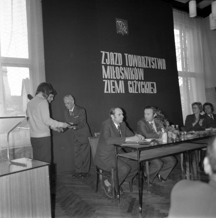 Zjazd Towarzystwa Miłośników Ziemi Giżyckiej, 1976 r. [28]
