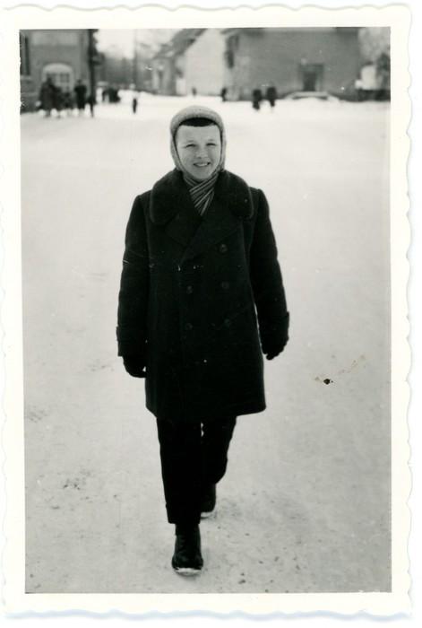 Waldemar Klimiuk, 1958 r. [1]