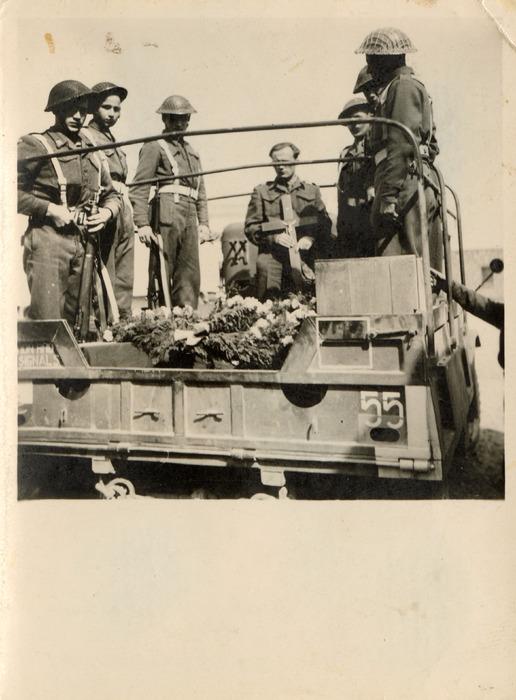 Żołnierze 3. Dywizji Strzelców Karpackich we Włoszech [35]