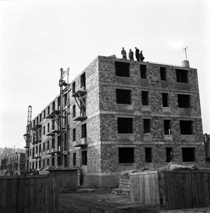 """Budowa osiedla """"Wodna"""" [5]"""