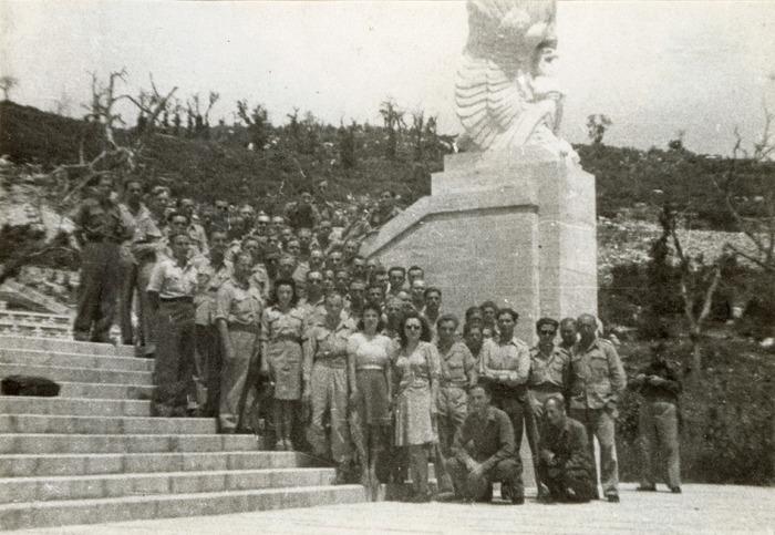 Żołnierze 3. Dywizji Strzelców Karpackich we Włoszech [14]
