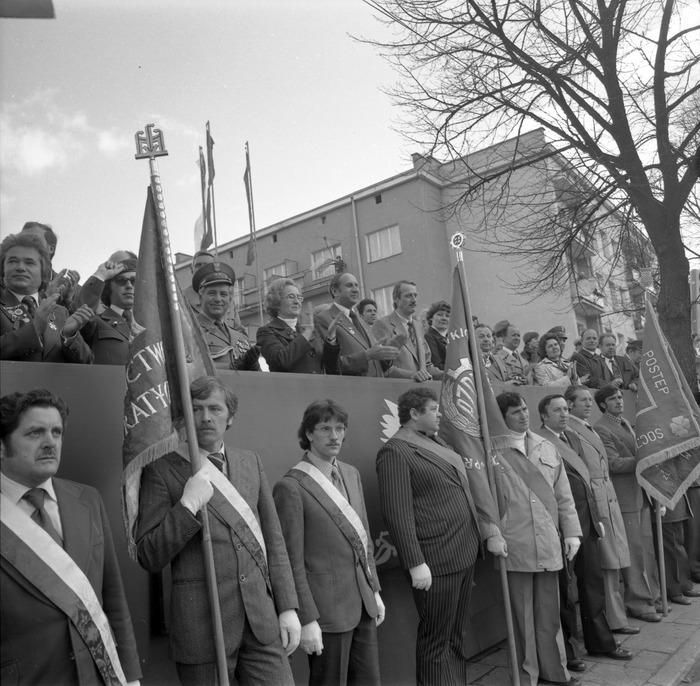 Pochód pierwszomajowy, 1979 r. [8]
