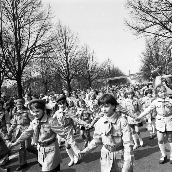 Pochód pierwszomajowy, 1978 r. [116]