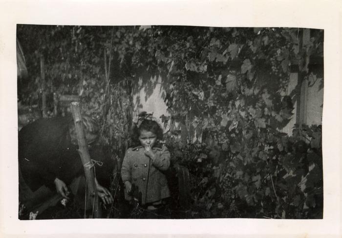Dziewczynka z Grochowa, 1940 r. [2]