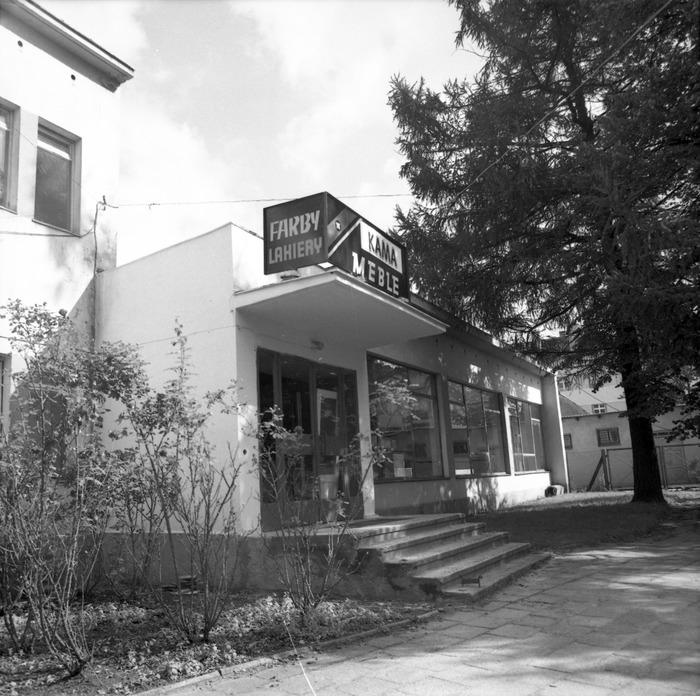 Budynek usługowo-handlowy przy ul. Armii Krajowej [2]