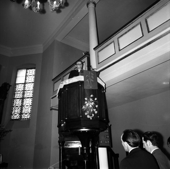 Nabożeństwo w kościele ewangelickim [3]
