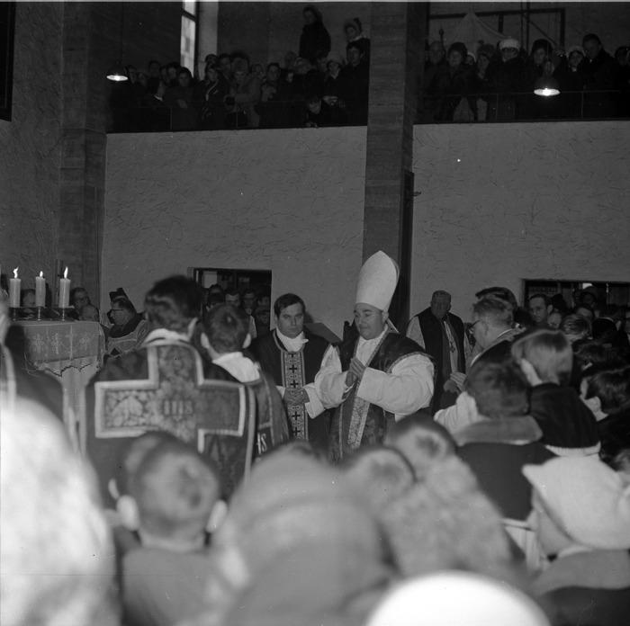 Pogrzeb ks. Władysława Dadasa, 1972 r. [4]