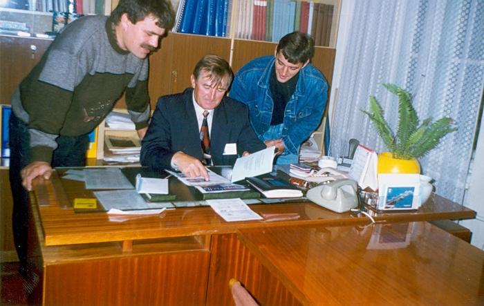 Giżycki samorząd 1990 - 2020