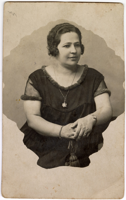 Koleżanka Marii Lempieckiej [1]