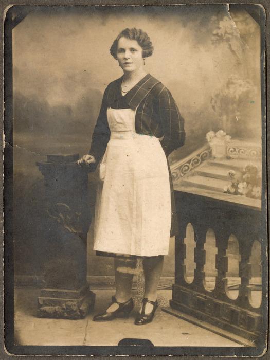 Portret Marii Lempieckiej [2]