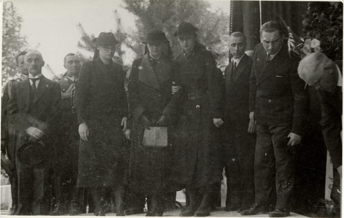 Pogrzeb serca Józefa Piłsudskiego w Wilnie [68]