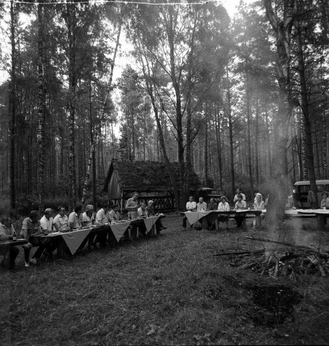 Przyjęcie delegacji litewskiej w Giżycku [28]