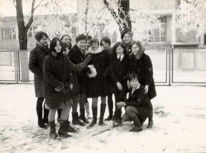 Uczniowie Liceum Ogólnokształcącego w Giżycku [8]