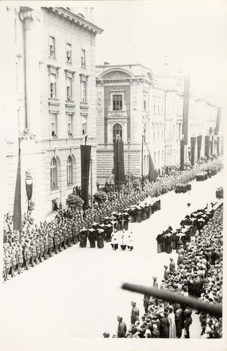 Pogrzeb Józefa Piłsudskiego w Krakowie [17]