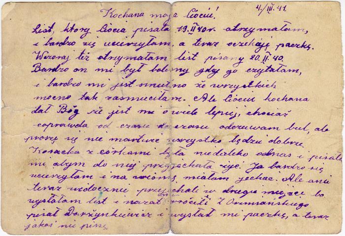 List z Syberii [2]