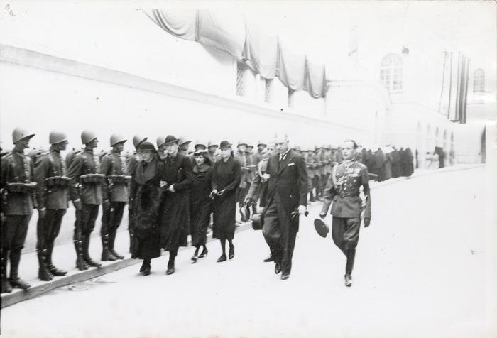 Pogrzeb serca Józefa Piłsudskiego w Wilnie [2]