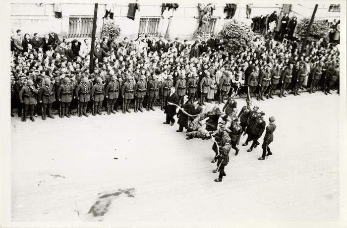 Pogrzeb Józefa Piłsudskiego w Krakowie [13]