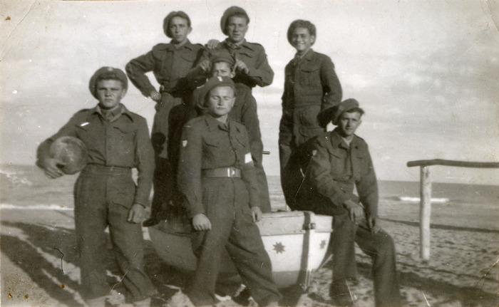 Żołnierze 3. Dywizji Strzelców Karpackich we Włoszech [3]