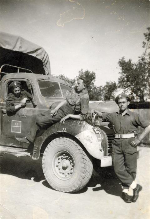 Żołnierze 3. Dywizji Strzelców Karpackich we Włoszech [24]