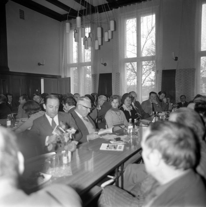 Zjazd Towarzystwa Miłośników Ziemi Giżyckiej, 1976 r. [32]