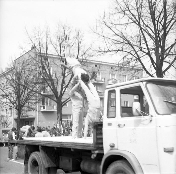 Pochód pierwszomajowy, 1978 r. [8]