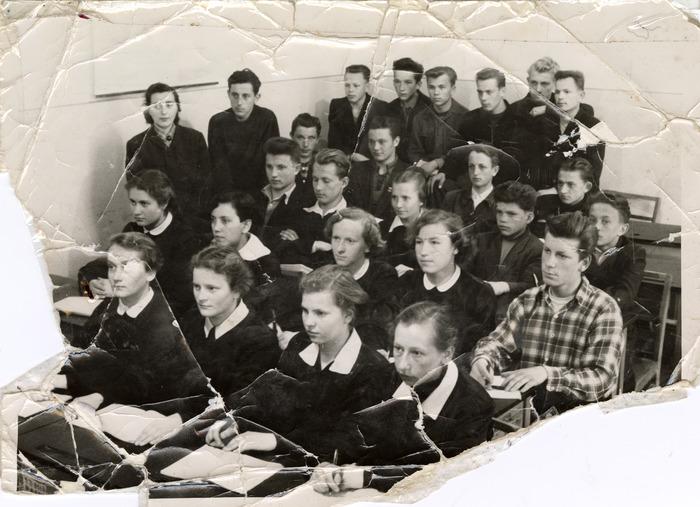 Uczniowie Państwowego Technikum Rybackiego w Giżycku [35]