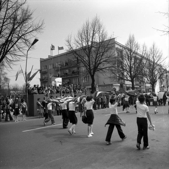 Pochód pierwszomajowy, 1978 r. [118]