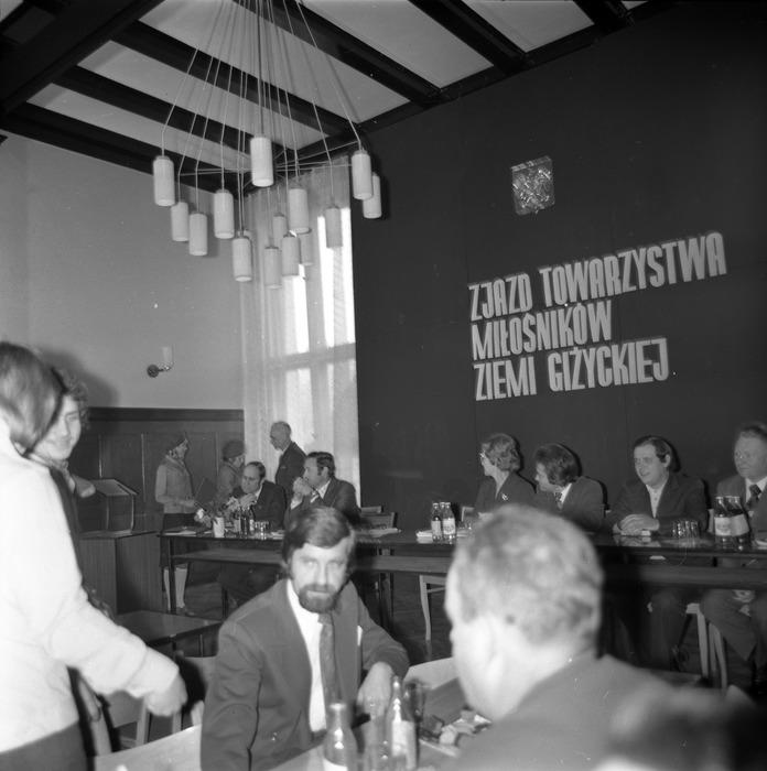 Zjazd Towarzystwa Miłośników Ziemi Giżyckiej, 1976 r. [27]