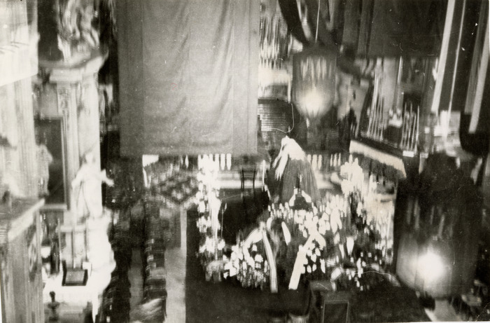 Pogrzeb serca Józefa Piłsudskiego w Wilnie [11]