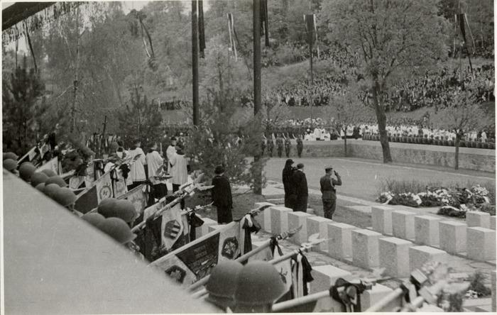 Pogrzeb serca Józefa Piłsudskiego w Wilnie [50]