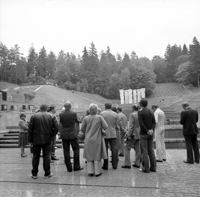 Wizyta delegacji z Giżycka na Litwie: Wilno [9]