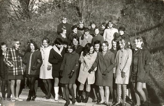 Uczniowie Liceum Ogólnokształcącego w Giżycku [14]