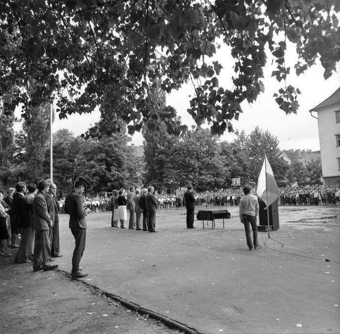 Zakończenie roku szkolnego 1983/1984 [1]