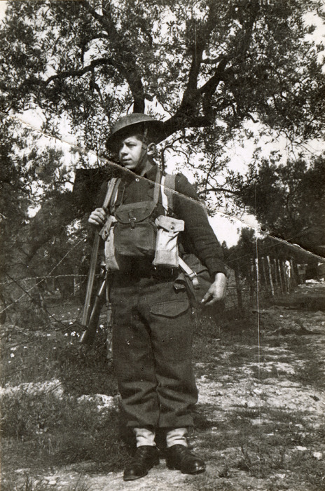 Żołnierze 3. Dywizji Strzelców Karpackich we Włoszech [30]