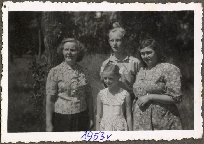 Stefan Lempiecki z matką