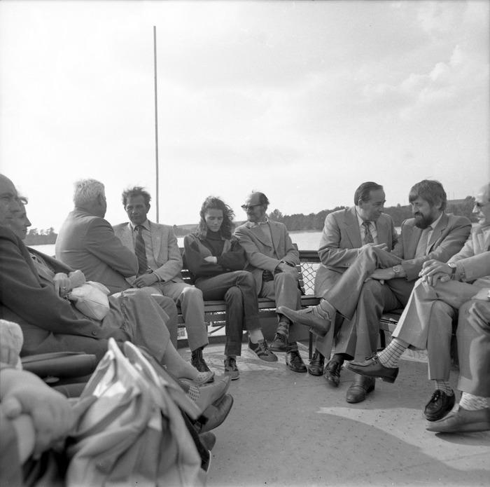 Wizyta delegacji z Giżycka na Litwie: Troki [68]