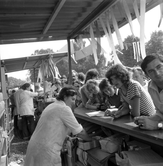Festyn Prasowy w Giżycku, 1975 r. [160]