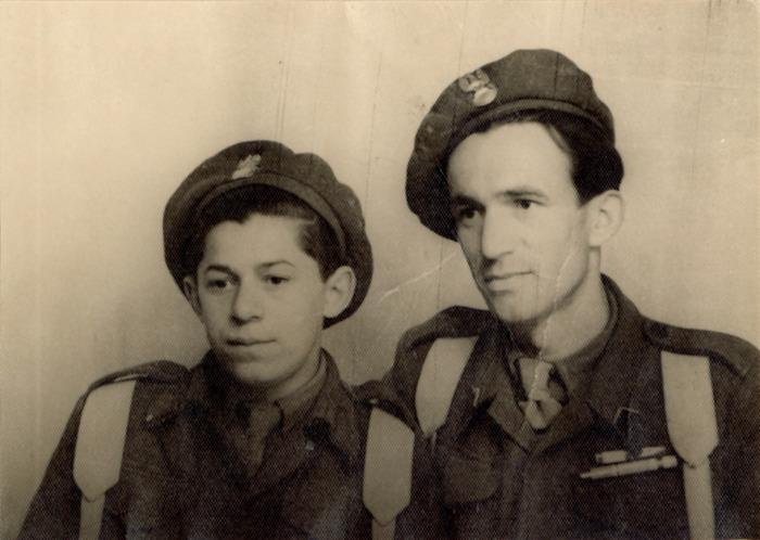 Żołnierze 3. Dywizji Strzelców Karpackich we Włoszech [31]