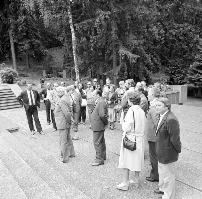 Wizyta delegacji z Giżycka na Litwie: Wilno [10]