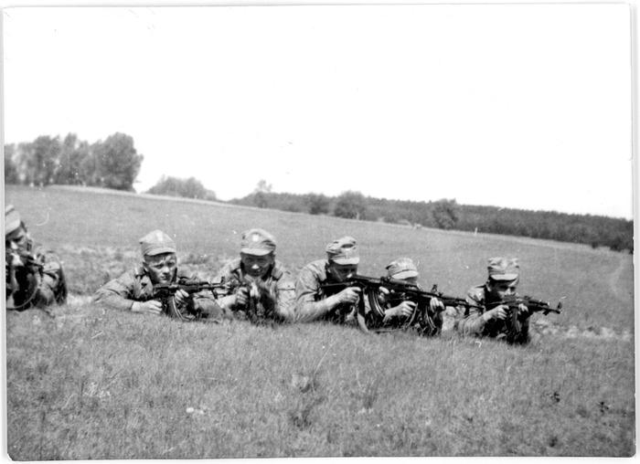 Poligon w Kawęczynie, lato 1974 r. [12]