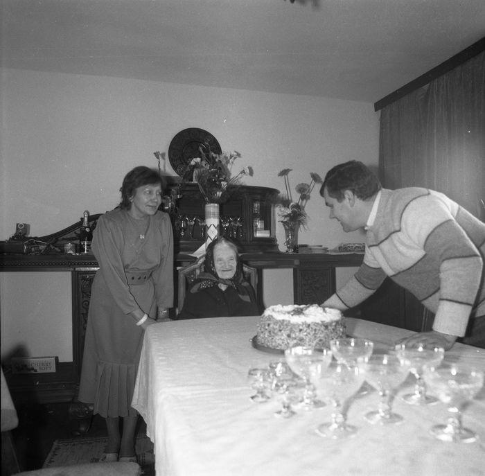 100 urodziny pani Piwkowskiej [4]