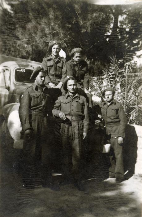 Żołnierze 3. Dywizji Strzelców Karpackich we Włoszech [10]
