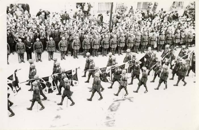 Pogrzeb Józefa Piłsudskiego w Krakowie [4]