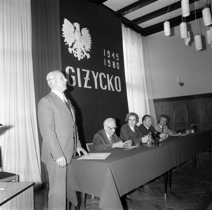 Zjazd Towarzystwa Miłośników Ziemi Giżyckiej, 1980 r.  [4]