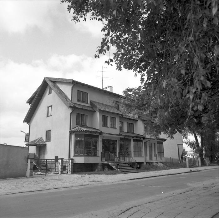 Budynek mieszkalno-usługowy przy ul. Armii Krajowej