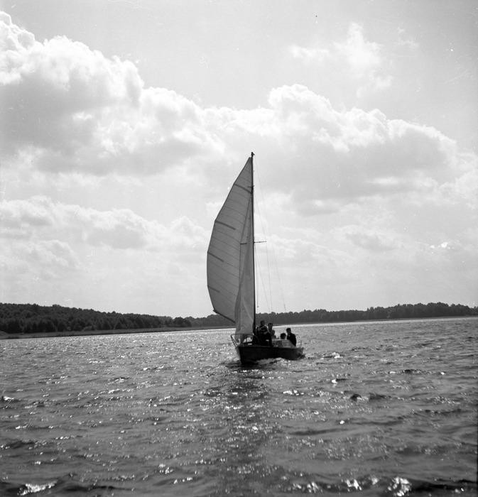 Jachty na Kisajnie [1]