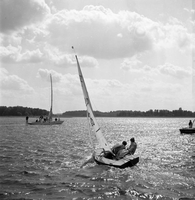 Jachty na Kisajnie [10]