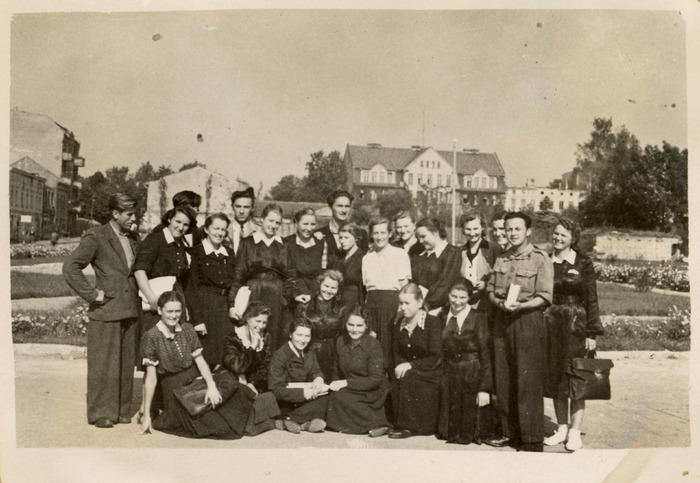 Uczniowie Państwowego Liceum Pedagogicznego w Giżycku [8]