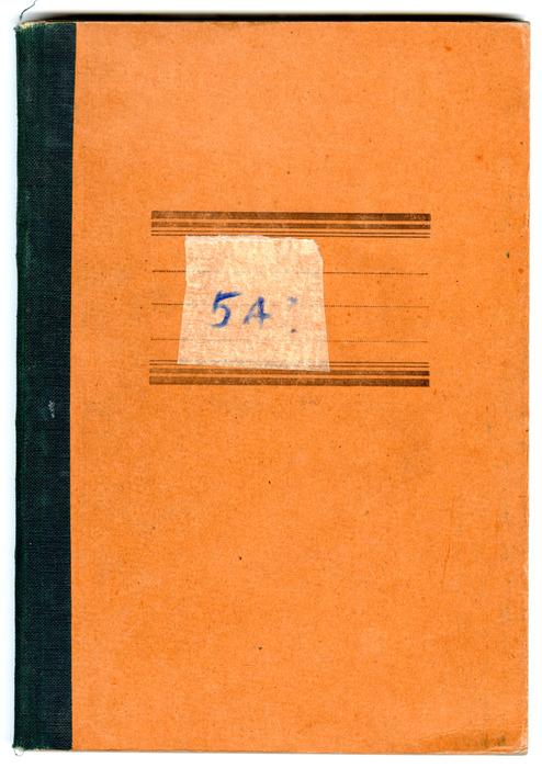 Dziennik Witolda Perepeczko<br /><br /> Suplement do roku 1958<br /><br />  (1.10. - 15.11.1958)